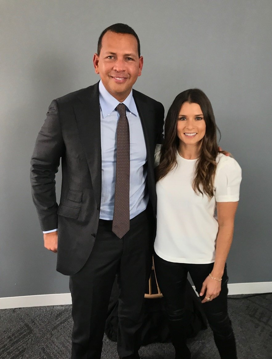 Alex Rodriguez opens up about suspension on Danica Patrick's podcast