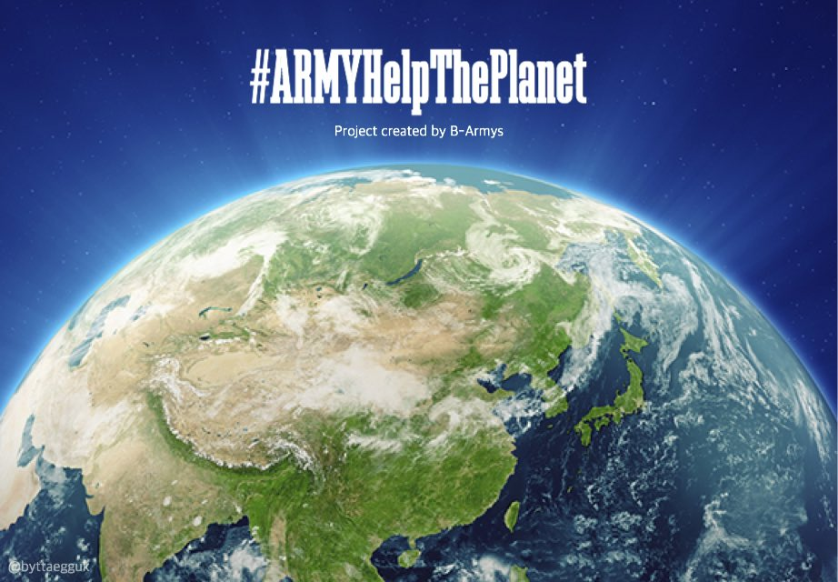 "Attention Armys from all over the world! Let's help the B-Armys, let's help them to save the Amazonia.   ""Team work makes the dream work."" -@bts_bighit @BigHitEnt  #PrayforAmazonia #ARMYHelpThePlanet<br>http://pic.twitter.com/LazE6xU6Lc"