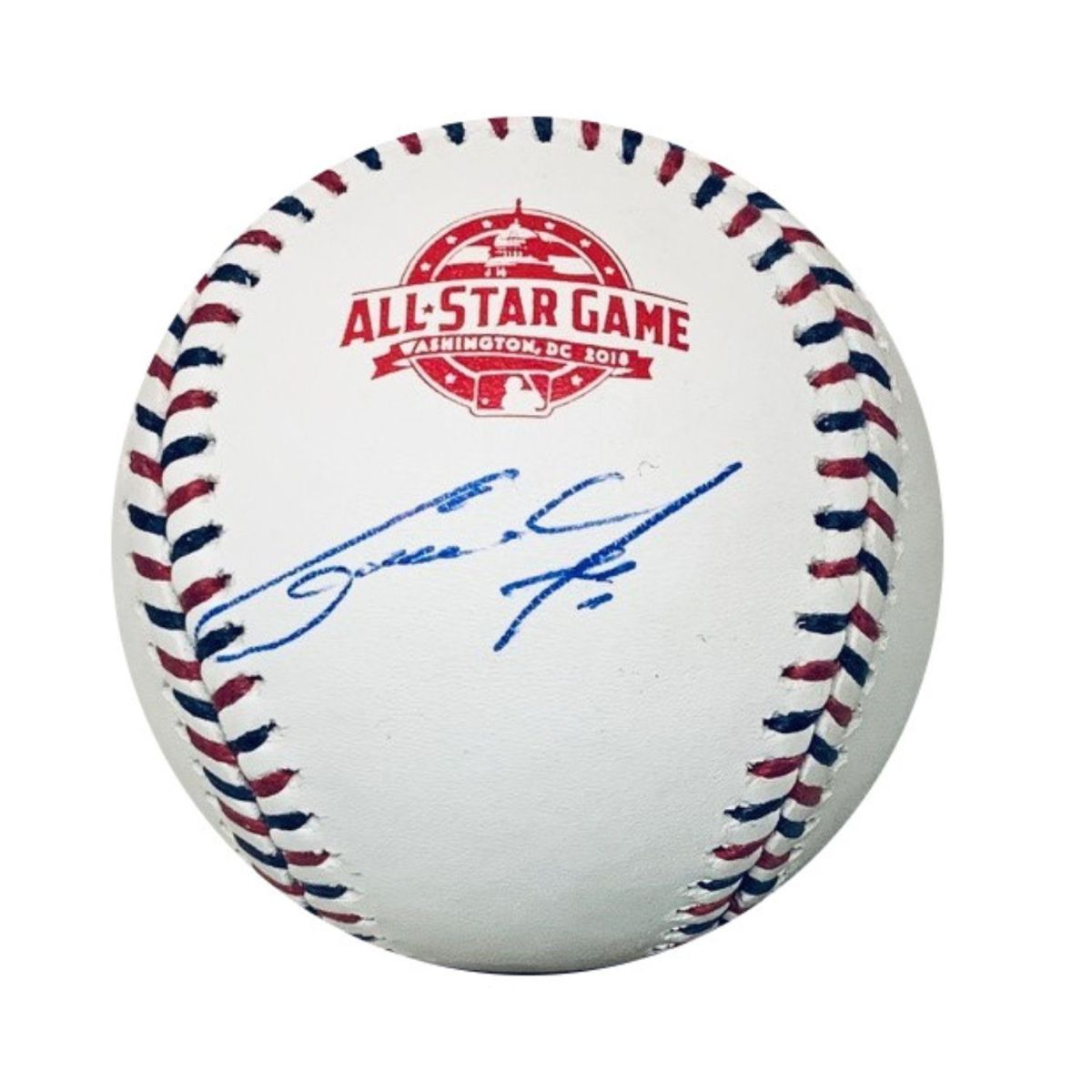Christian Yelich Signed All Star Game Baseballs - Just one 2018 Official All Star baseball left, and only 2 of the 2019 All Star Game Baseball! - https://t.co/1NGEj4YyWk https://t.co/WbFWCpHcdT #MLB #MilwaukeeBrewers Yelich might become the first player with 50HR and 30SB. https://t.co/D9xjHGXRf2
