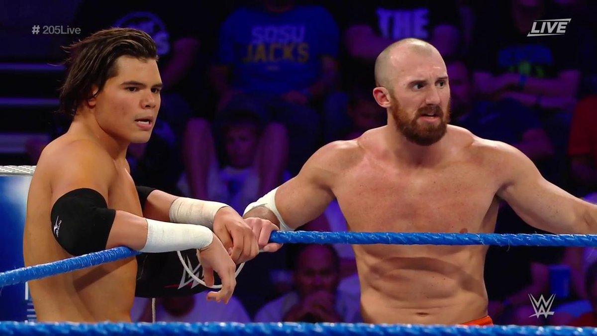 @WWE205Live's photo on #205Live