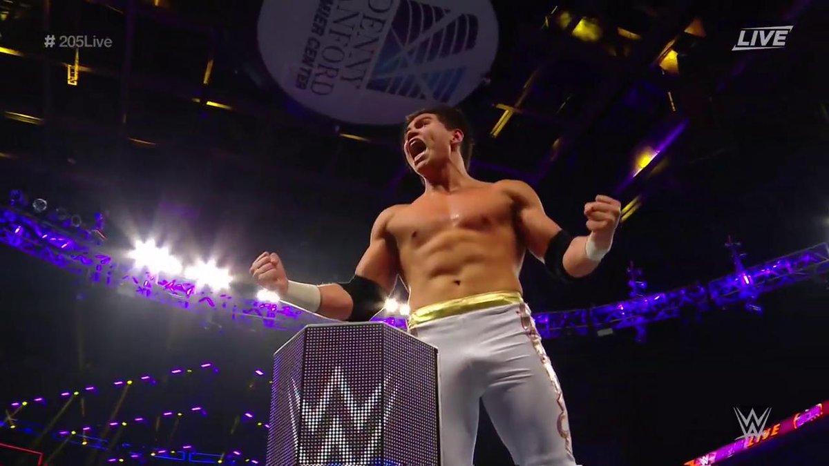 @WWE's photo on #205Live
