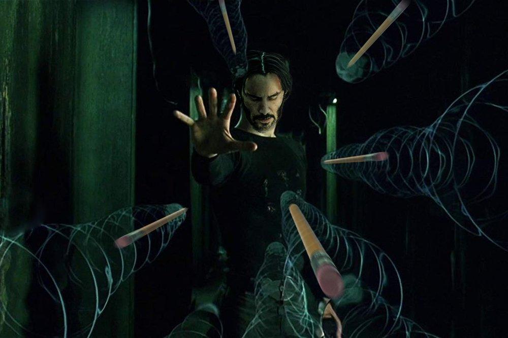 RT @Bosslogic: Matrix 4 will confirm @JohnWickMovie was all a simulation :P https://t.co/y7pIGWkX6u