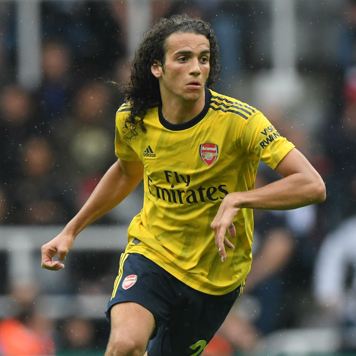 Arsenal are hopeful that Matteo Guendouzi pens a new five-year deal at the club, according to the Daily Mail  <br>http://pic.twitter.com/iE3wWG67KA