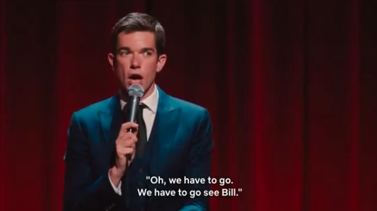 Me buying my ticket to IT Chapter 2 (2019), featuring Bill Hader.