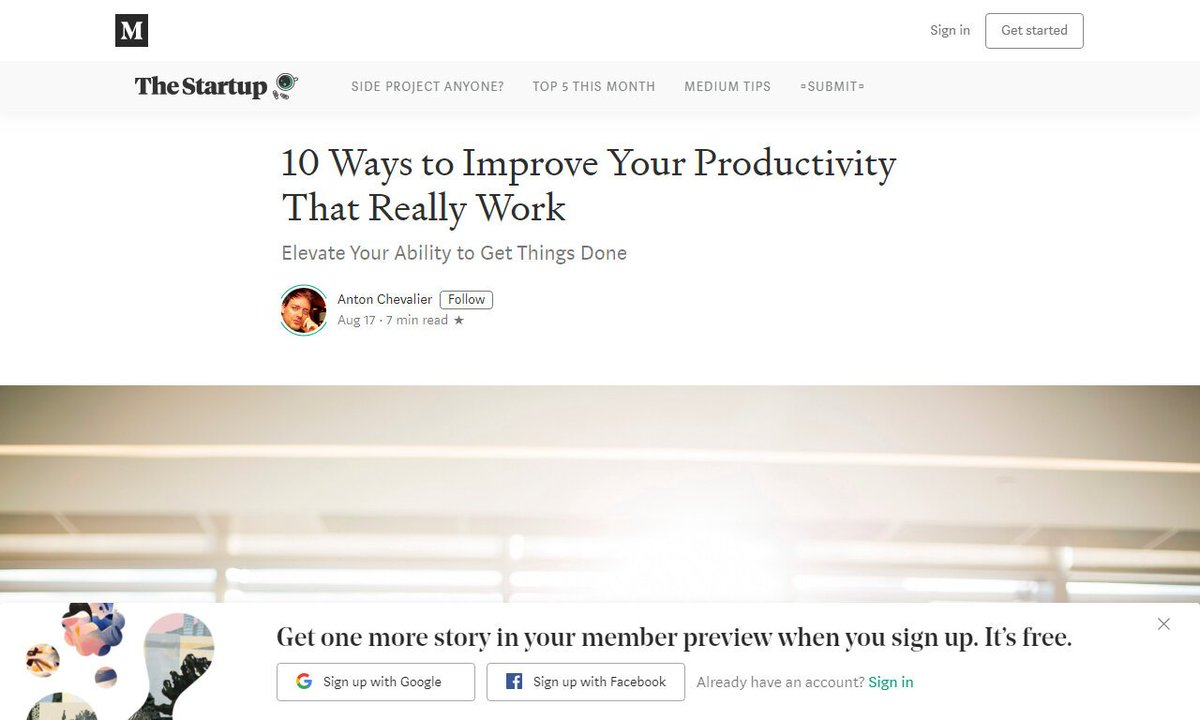 The Top 10 Traits of Highly Productive People #task  #towards  #tasks  #day  #life  #remotework  via @medium  ☛  http://amp.gs/SDUm