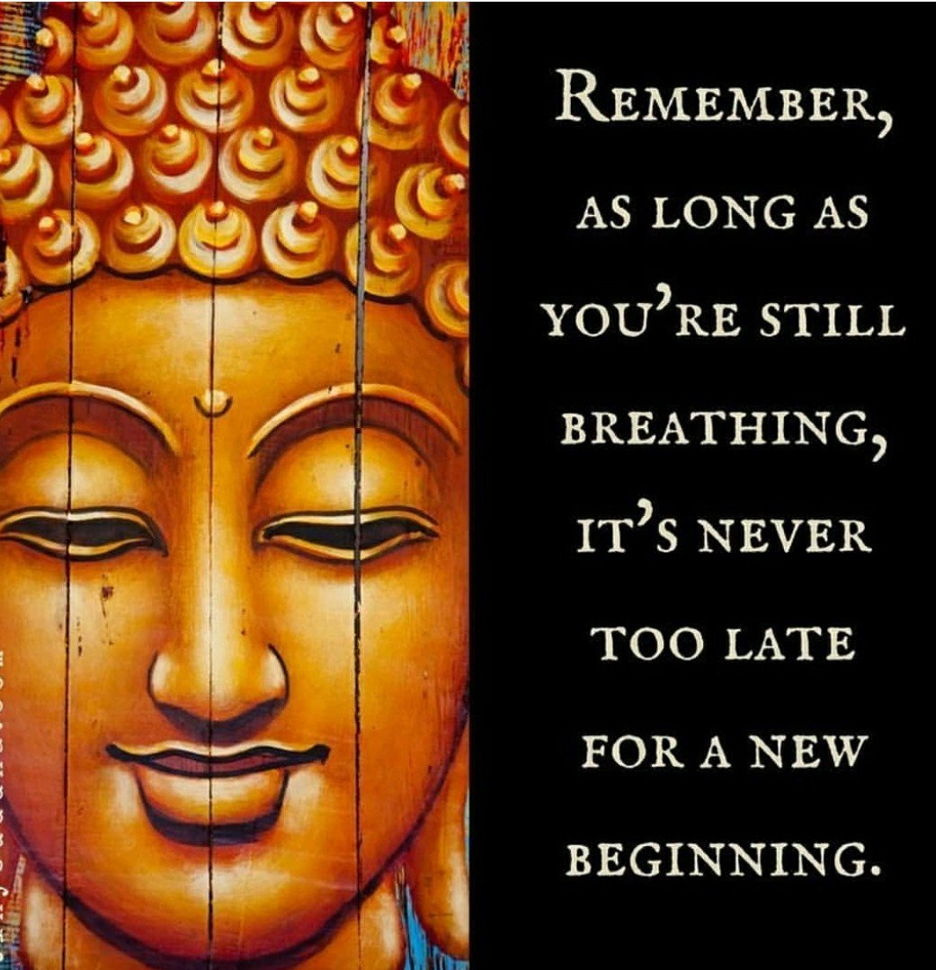 #Remember  as long as #you re still #breathing , its #never  too #late  4 a #new  #beginning   #GoodMorning  #Sunshine  #WakeUpWithASmile  #AlwaysKeepSmiling  #thoughtoftheday  #WednesdayWisdom  #dailythoughts  #dailyquotes  #quoteoftheday