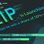 Image for the Tweet beginning: The #ZIP 50%-off Subscription will