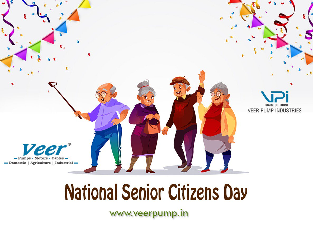 #National  #Senior  #Citizens  #Day , #August  21, is the day to let them know how much you #care  and it's an #opportunity  to recognise their #accomplishment . #seniorcitizens