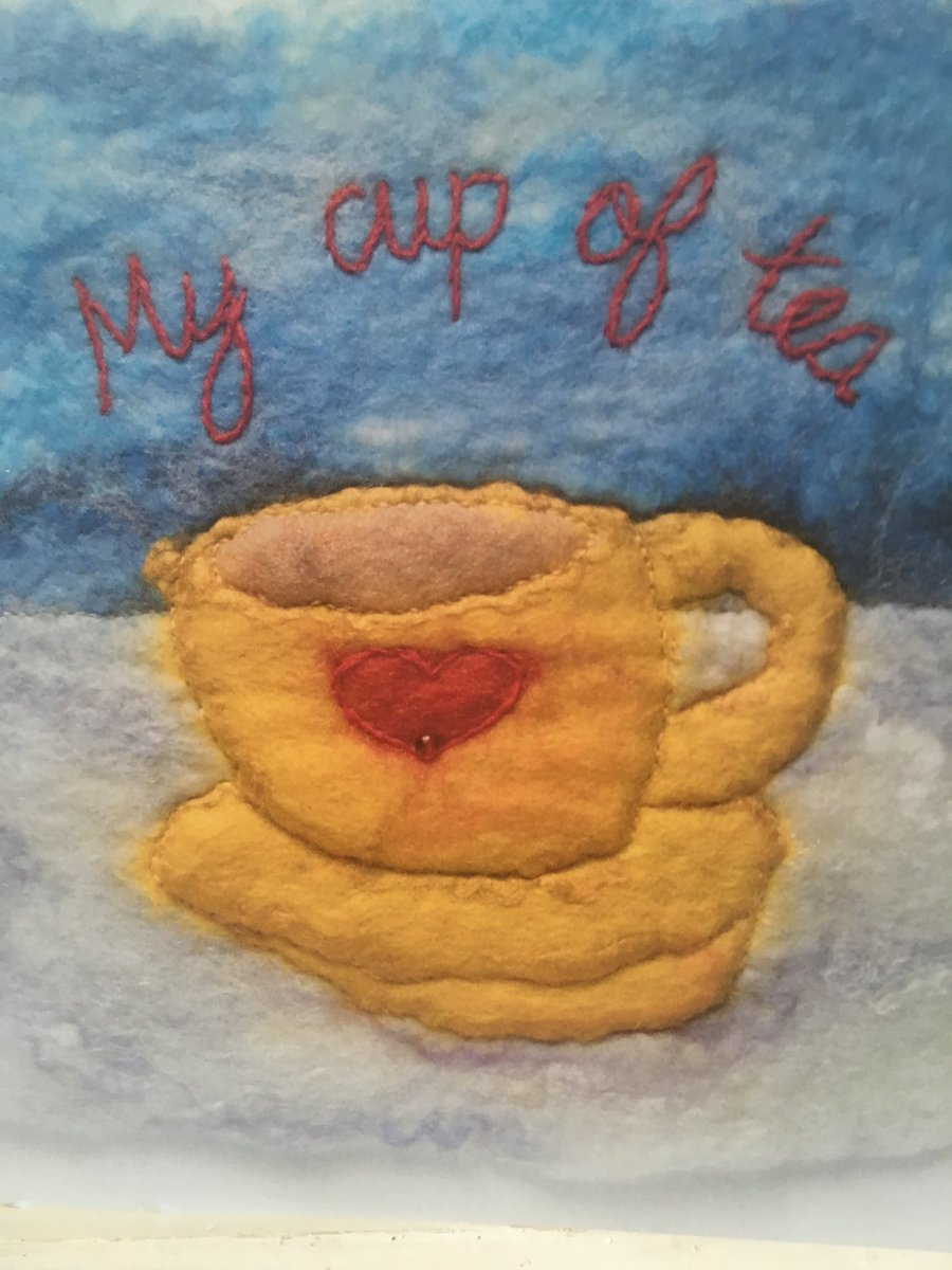 Because your my cup of tea! #mentalhealthmatters<br>http://pic.twitter.com/FjGir8XbsG