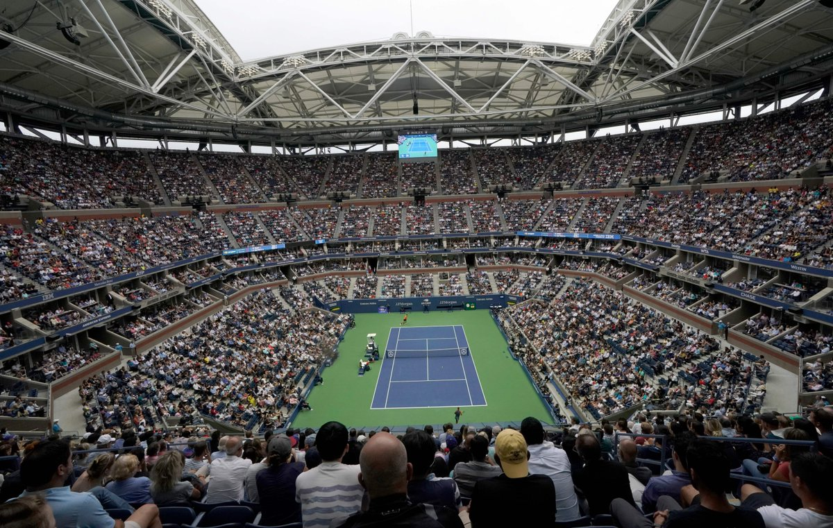 days to go...  What do you  the most about the @usopen?<br>http://pic.twitter.com/eF577upqIk