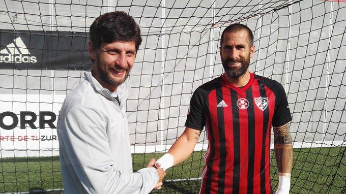Aulestia, nuevo jugador del Arenas Club.