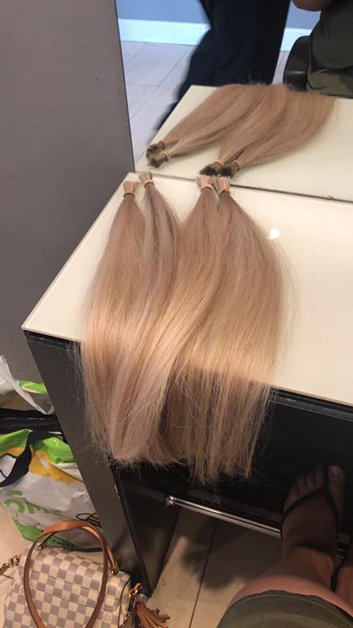 test Twitter Media - Well done Katie for having a massive 16 inches of hair cut off for the wonderful charity that is #Littleprincesstrust  Katie has raised over £800- it would be amazing if we can see her reach £1k! Please continue to share & donate if you can:https://t.co/Gm7x14WH2u https://t.co/8HorgZ9Wde