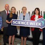 Image for the Tweet beginning: This year's @ScienceWeek theme is
