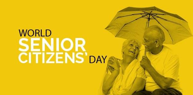 #WorldSeniorCitizenDayis marked to raise awareness about issues affecting older people with age and the abuse of the elderly, support, honor and show appreciation to seniors and to recognize their achievements.<br>http://pic.twitter.com/XeyezEZUnF