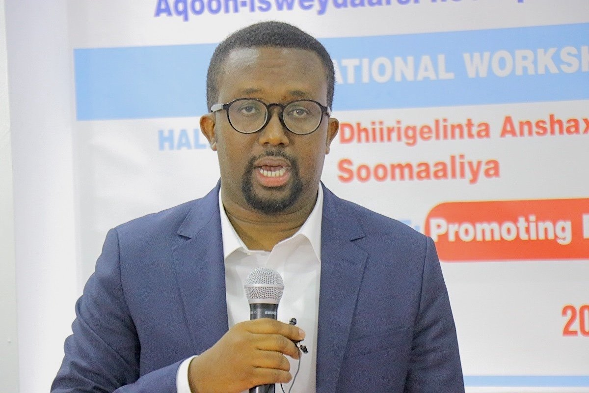 #Somalia 🇸🇴: About yesterday: Fair gender portrayal is a professional and ethical aspiration that we are committed to promote, similar to respect for accuracy, fairness and honesty @OmarFarukOsman Read full release 👉ifj.org/media-centre/n…