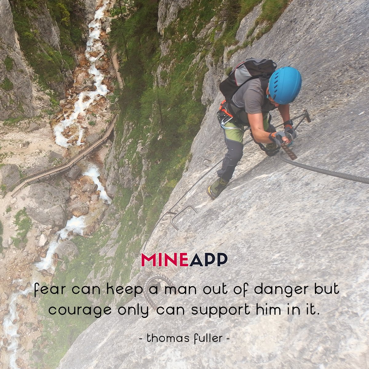 #mineapp  #WednesdayMotivation  #WednesdayThoughts  #motivational   #fear  #danger  #courage  #support  #app  #mobile  #mobileapp  #android  #androidapp  #social  #socialapp  #india