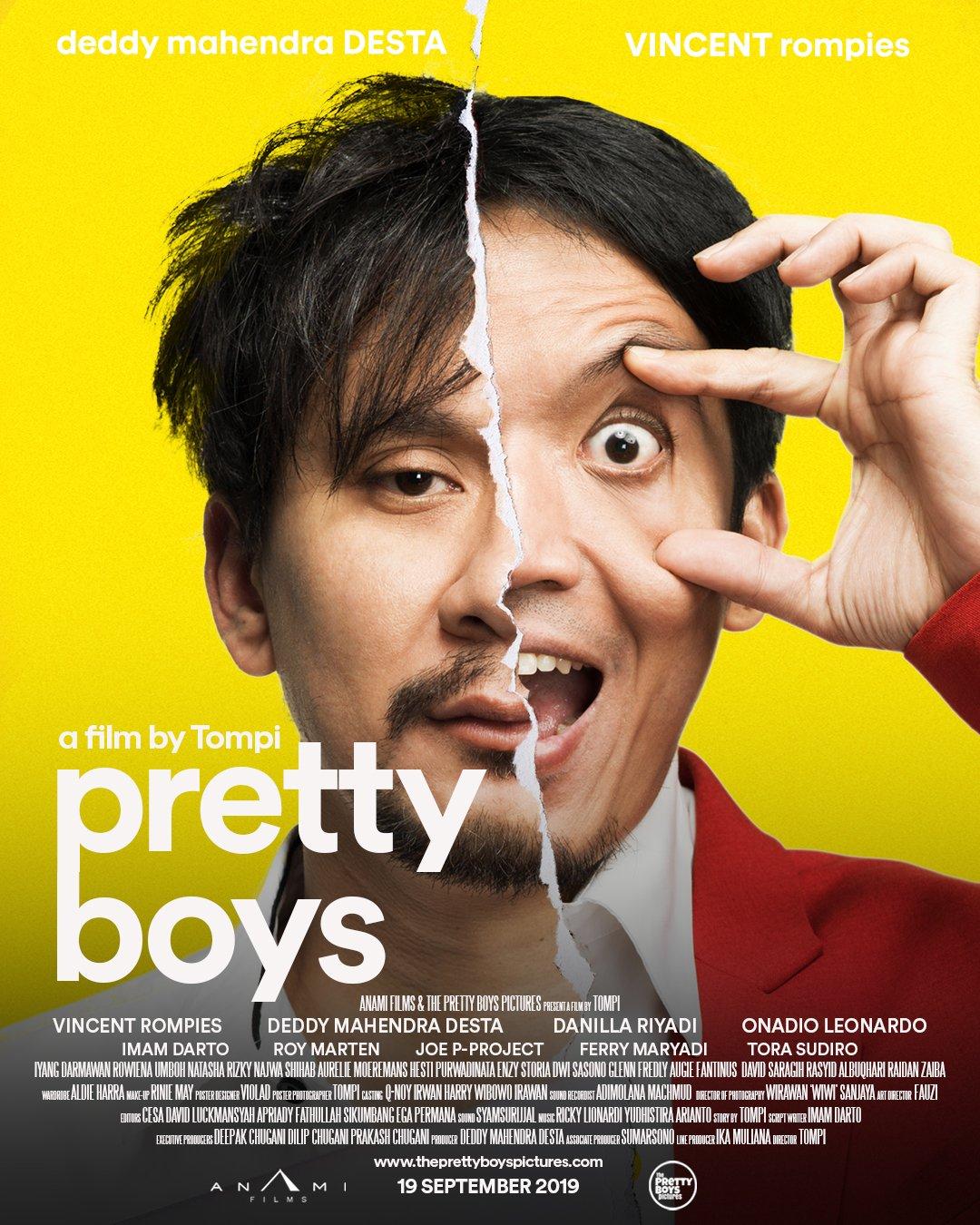 Pretty Boys 500 Ribu