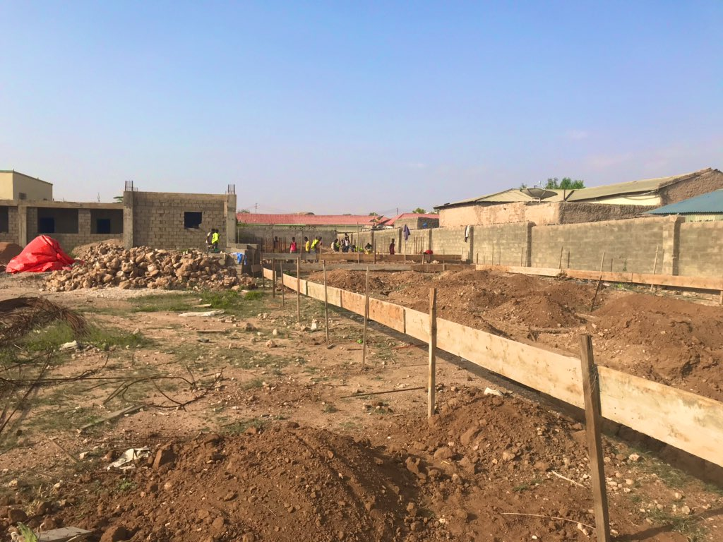 This construction is the part of #UKaid fund at police training academy in Hargeisa #Somaliland, UK supports Somaliland's security.<br>http://pic.twitter.com/DWcIhb7Y0C