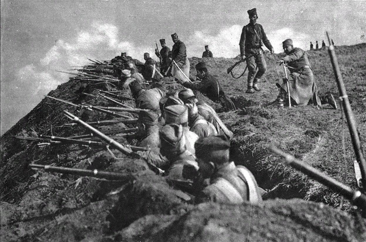 Днем, война 1914 картинки