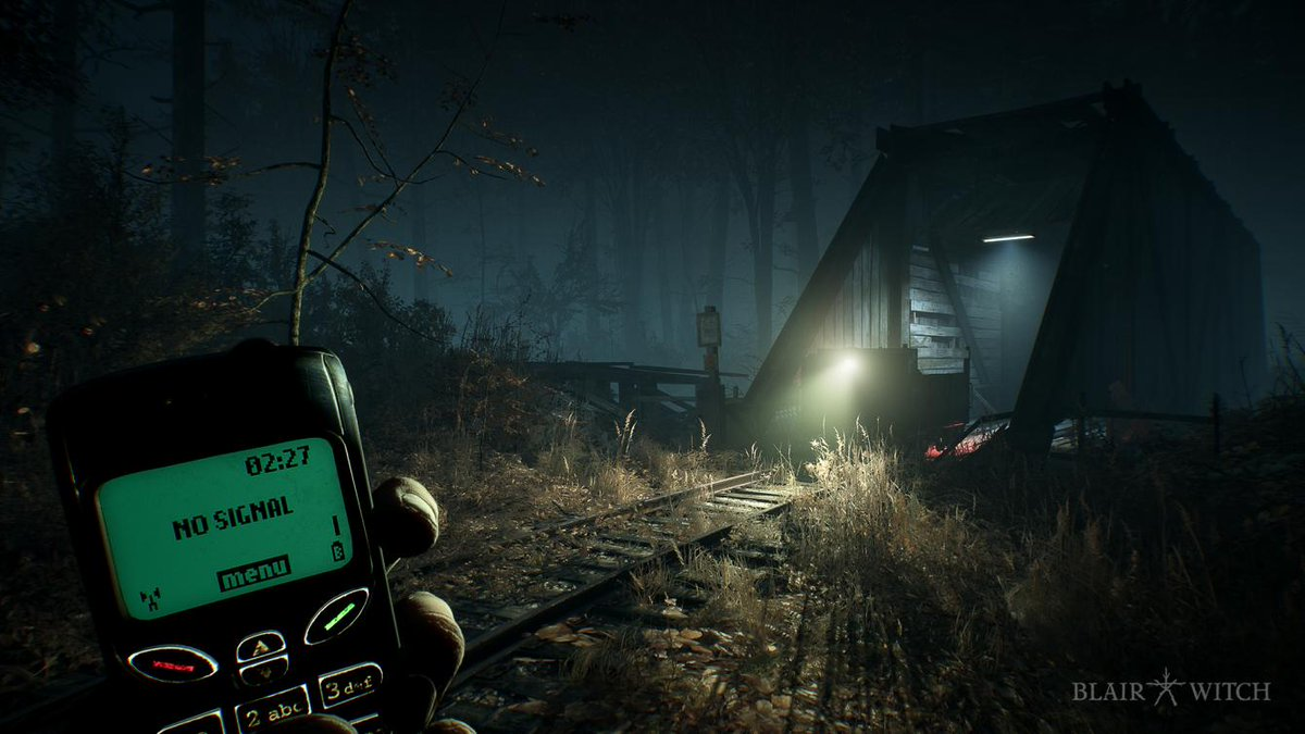 Will you survive the memories in the #BlairWitch  video game? #gaming  #news  #videogames    https://buff.ly/2zc3WWu