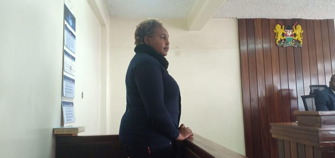 I funded the construction of Meru and Runda homes at a cost of Sh50m ~ Marianne Kitany tells divorce court as estranged husband, Meru Senator Mithika Linturi listens keenly