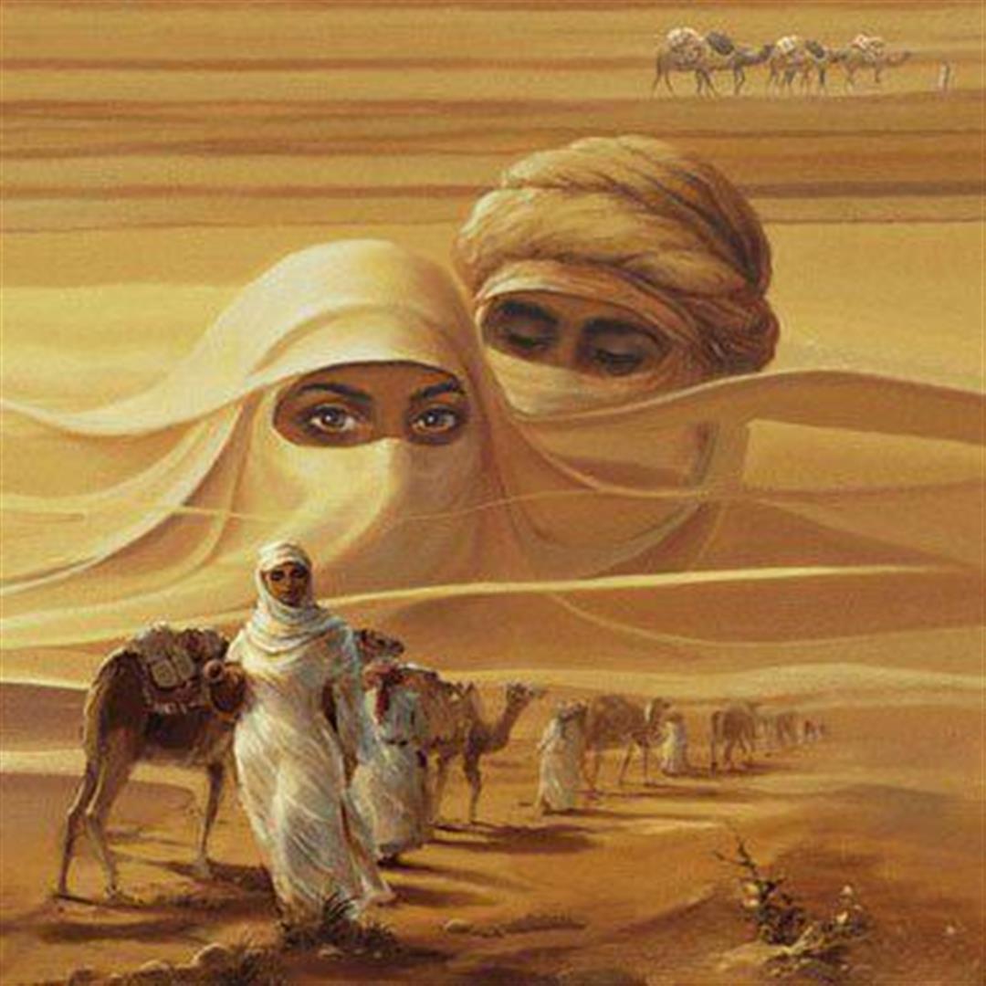 Красивые арабские картинки о любви