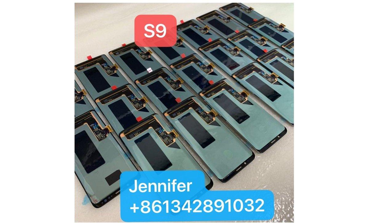 S9 screen for Samsung, welcome your inquiry. wsapp+8613428910332 http://www.elekworld.com  #elekworldjennifer #samsungs9lcd #samsungs9screen #samsunglcdrepair  #samsungrepair  #samsungrepairs  #samsungscreenrepair  #cellphonerepair #samsungphonerepair  #samsunggalaxyrepairpic.twitter.com/pqHU7TIo6u