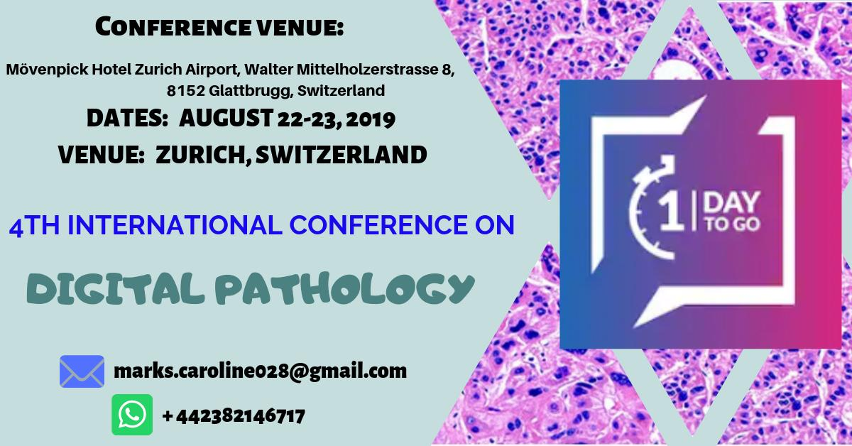 Digital Pathology 2019 - @digitalpath2018 Twitter Profile