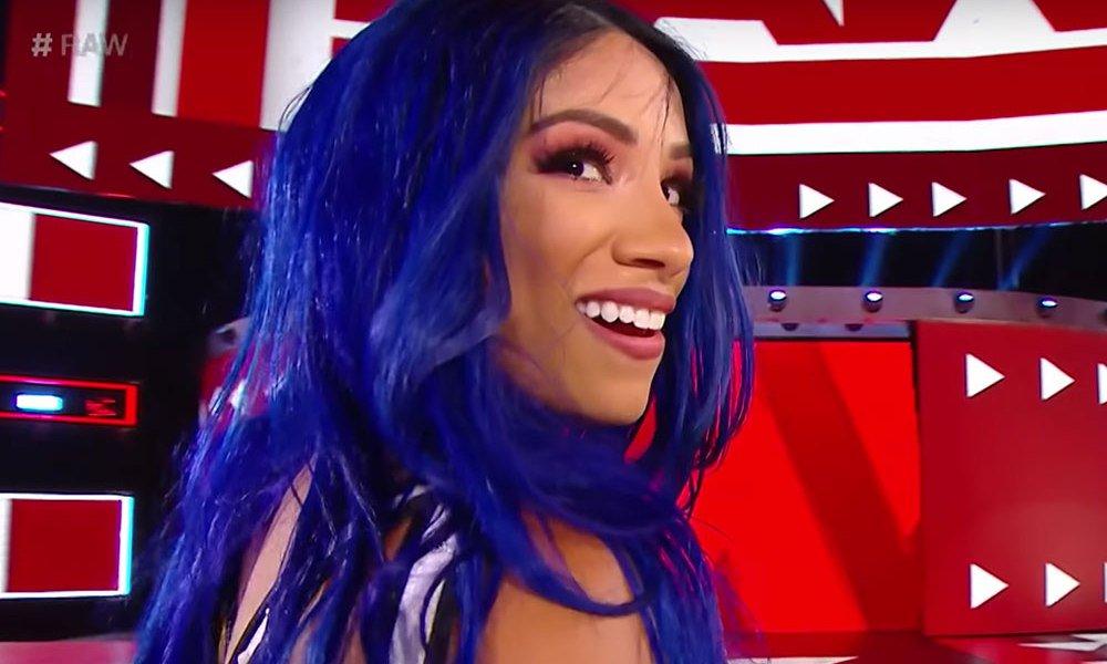 RT @WONF4W: Figure Four Weekly: Sasha Banks returns to WWE https://t.co/a5ETzxHKNQ https://t.co/pJQdSE5N8Z