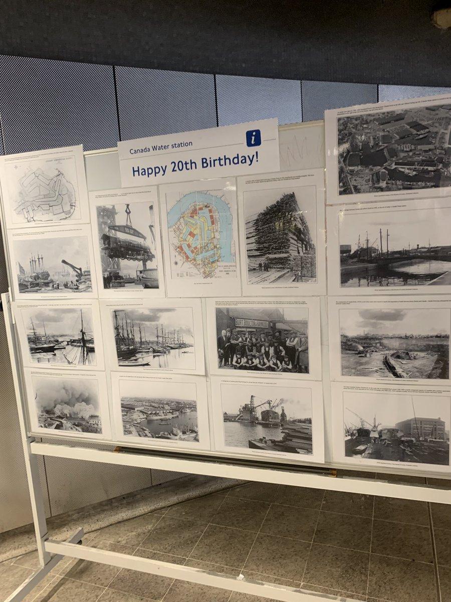 ECe W XXoAYM3nW - Bermondsey tube celebrates 20 years!