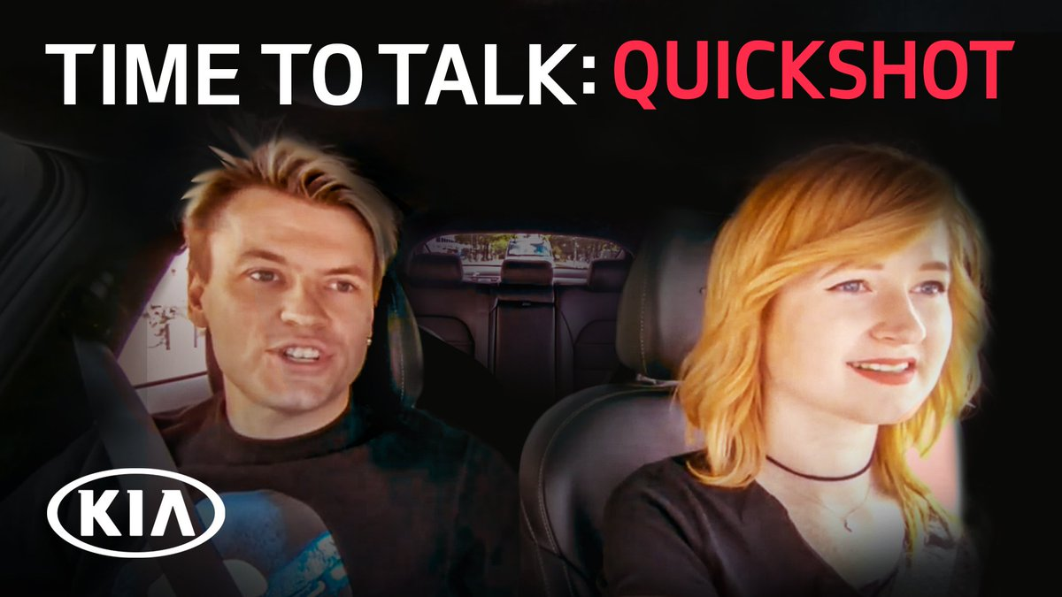 @riotquickshot and his wife @beccachenry talk about the rise of @leagueoflegends and how its coincided with their relationship while driving around Berlin. #Kia #LeagueofLegends #LEC #DrivingYourGame
