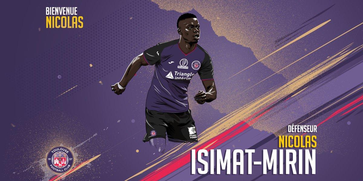 Nicolas Isimat-Mirin
