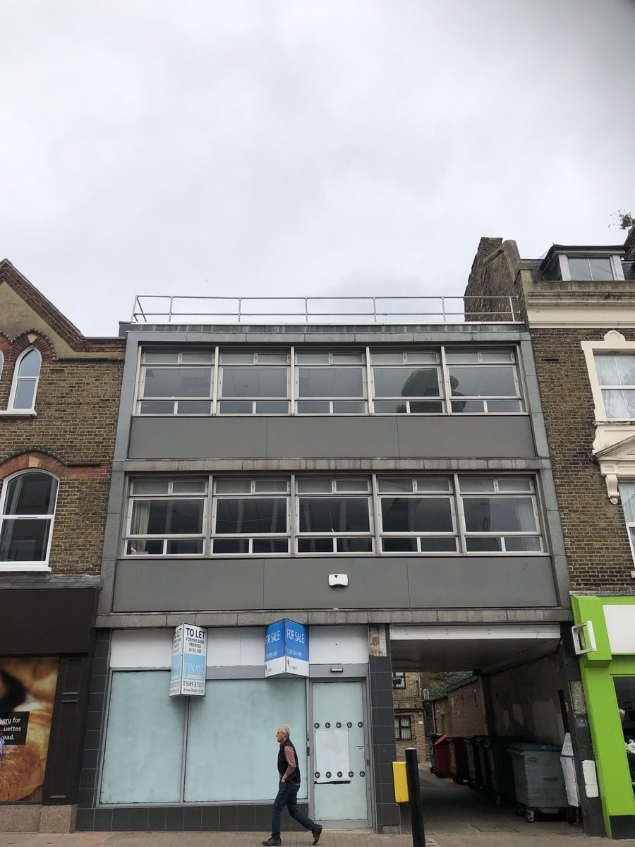 SUCCESSFULLY GRANTED: #PermittedDevelopment on #Bromley High Street, learn more;  http:// ow.ly/2V3A50vE4J5     #planninganddevelopment #architecturaldesign #contractadministration #buildingregulationapplications<br>http://pic.twitter.com/DFt1pWpPng