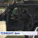 What happened in Guildford that had the riot squad brought in? Join me at 6.00pm TONIGHT for the incredible pictures of a major operation on a quiet suburban street. @9NewsSyd