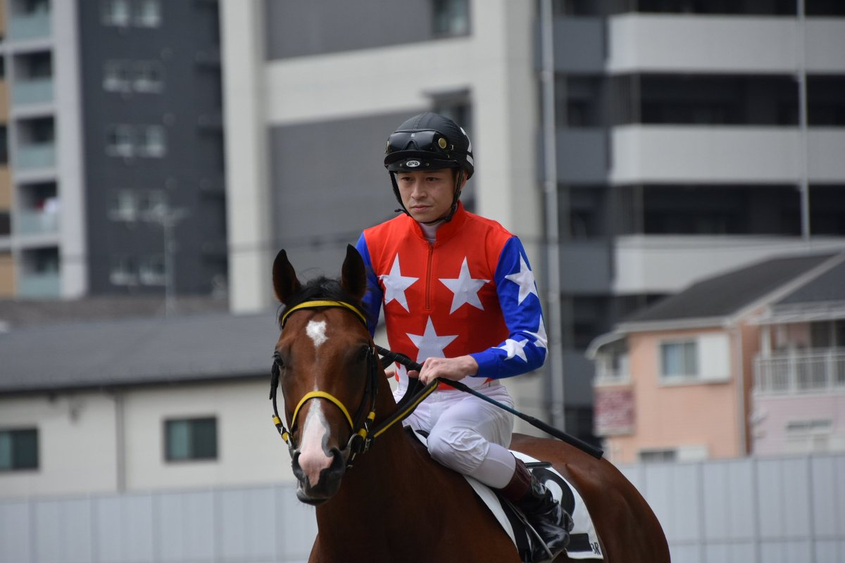 川崎3R インペリシャブル&御神本訓史騎手 勝ちました。 #川崎競馬場