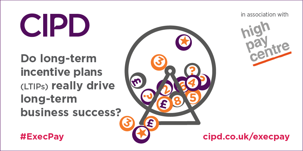 LTIPs typically make up 48% of total pay for CEOs in the FTSE 100 but they're too complex to act as an effective 'incentive', and they're often more akin to a lottery than a 'plan'. Read the truth about #ExecPay here: ow.ly/sI8h50vDjvP