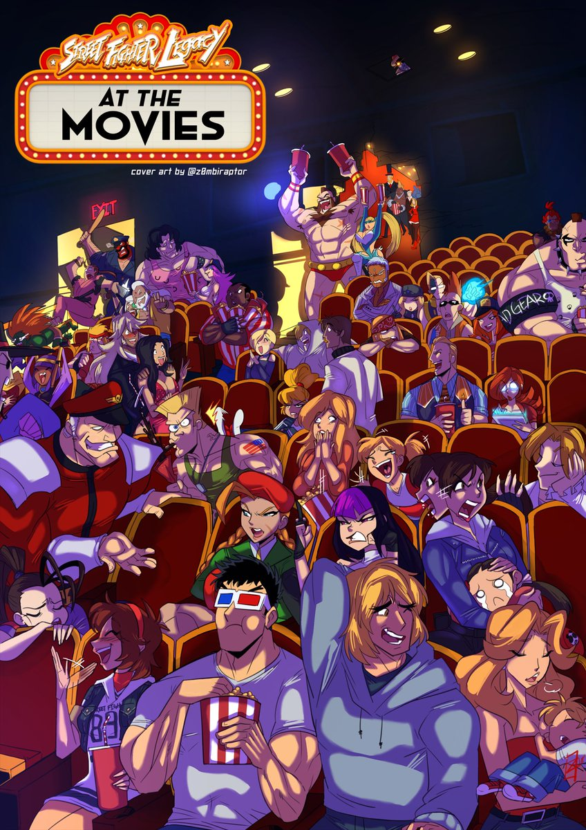 StreetFighterMovieArt tagged Tweets and Downloader | Twipu