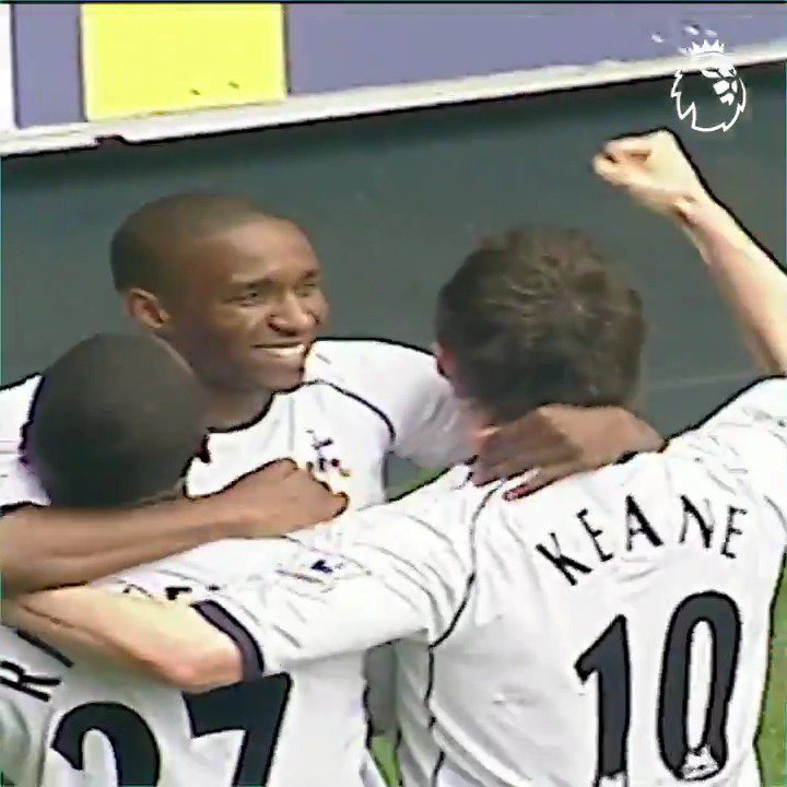 Clinical in front of goal @IAmJermainDefoe 👏#PL #GoalOfTheDay @SpursOfficial