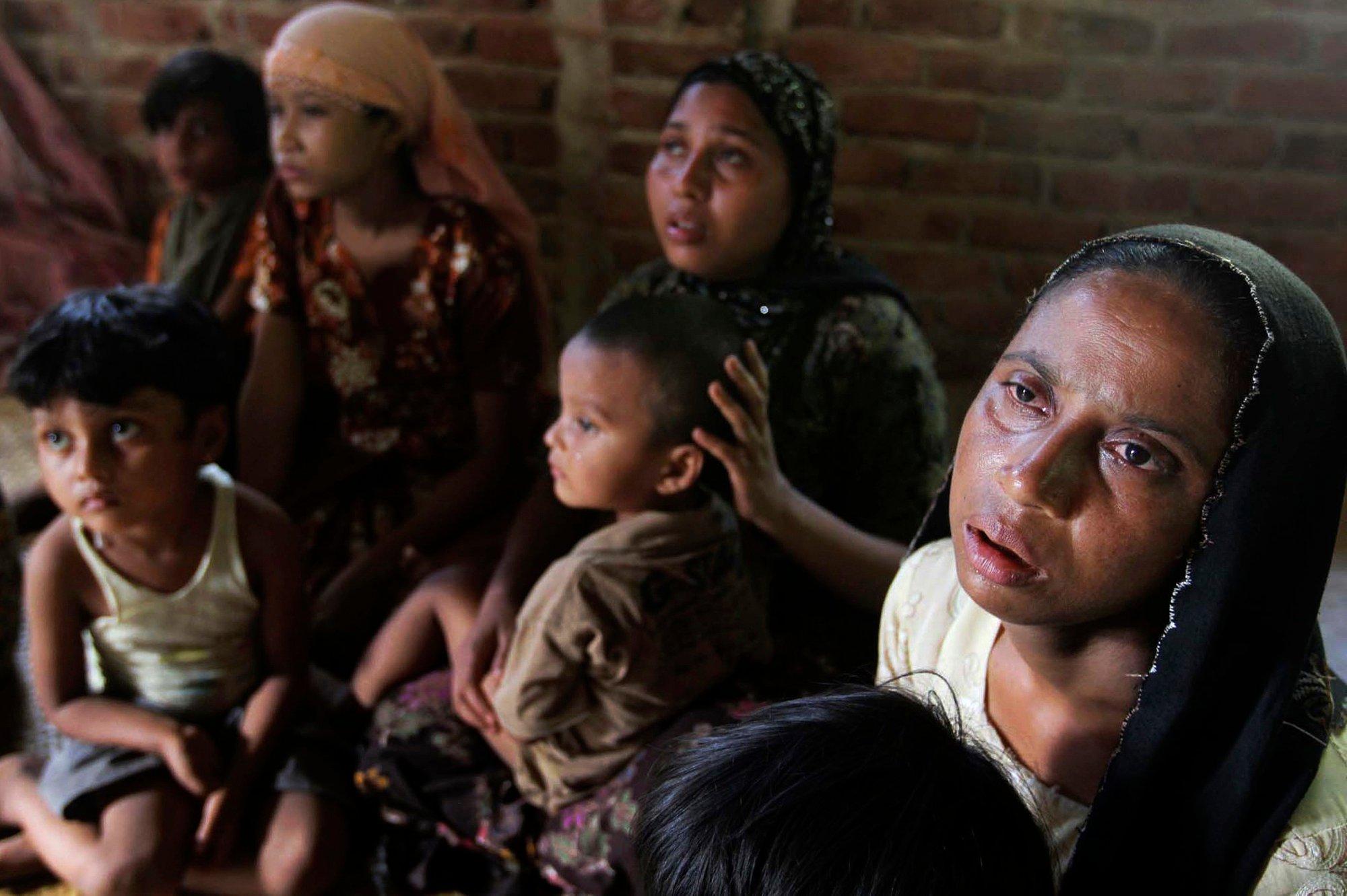 countrys muslim rohingya minority - HD2000×1331