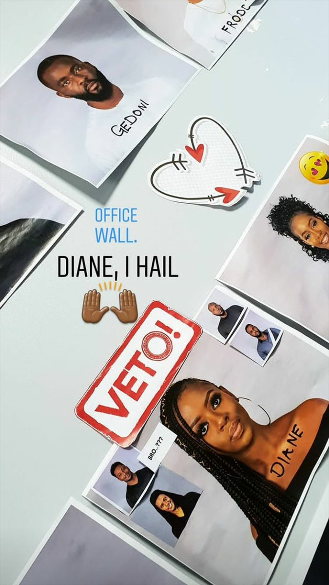My Diane baby, the only Queen of the boys. But I love only Elo and I want both of them together. #BBNaija <br>http://pic.twitter.com/Ibl1Pdlz7r
