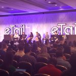 Packed house at #eTailBoston as marketers from @burtonsnowboard @CVSHealth @Zipcar and @LifeOnPurple discussed bringing brand proposition to consumers, 'having a brand and being a brand are two different things.'