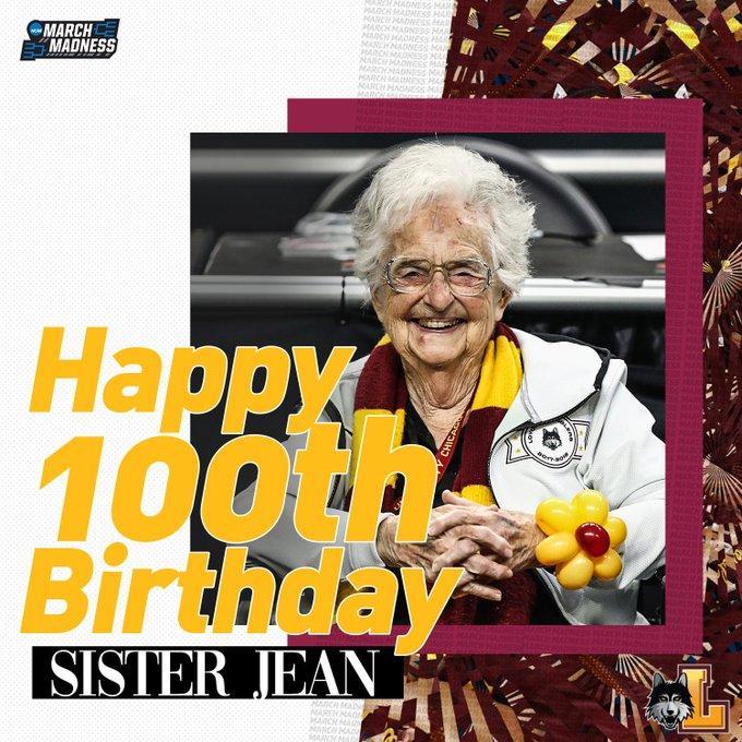 💯💯💯  Happy 100th Birthday to the legendary #Sist