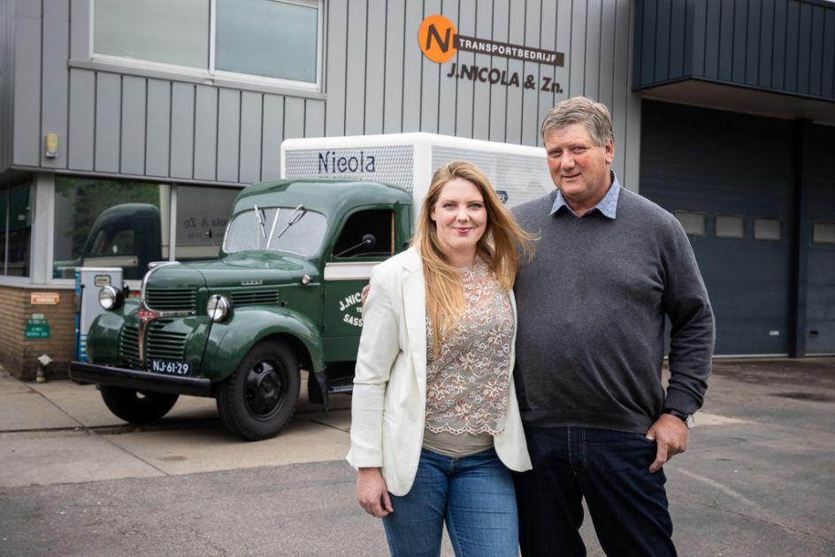 test Twitter Media - Piet Nicola draagt transportbedrijf J. Nicola & Zn. over aan zijn dochter Rosalie https://t.co/7UrmuBRtfp https://t.co/hcXcpgyiKY