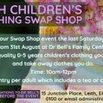 Image for the Tweet beginning: #Leith #Parents #Under5s #Kids #Clothes