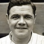Image for the Tweet beginning: #OnThisDay in 1931 Babe Ruth