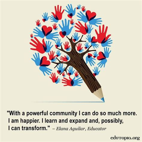 With a powerful community we can transform & create new possibilities in education ❤️