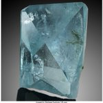 "Image for the Tweet beginning: Topaz ""A wonderful chisel shaped transparent"