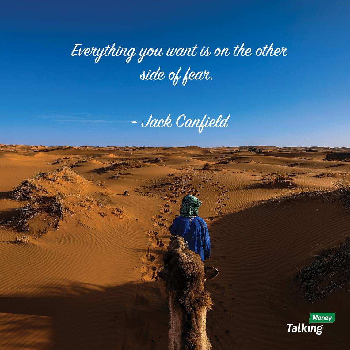 You have nothing to #fear but fear itself. #QuoteoftheDay #MorningMotivation <br>http://pic.twitter.com/W1mq5bfLeL