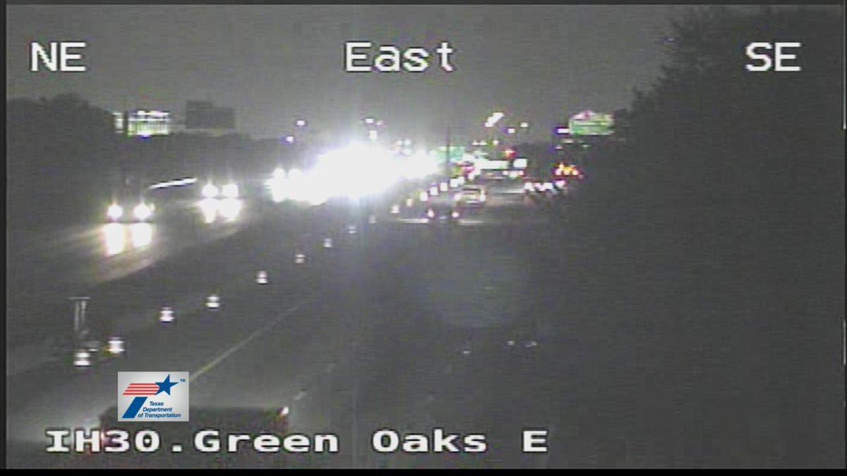 I-30 EB in Arlington open. Overnight construction cleared. #DFWTraffic @nbcdfw<br>http://pic.twitter.com/OrneIZTOxY