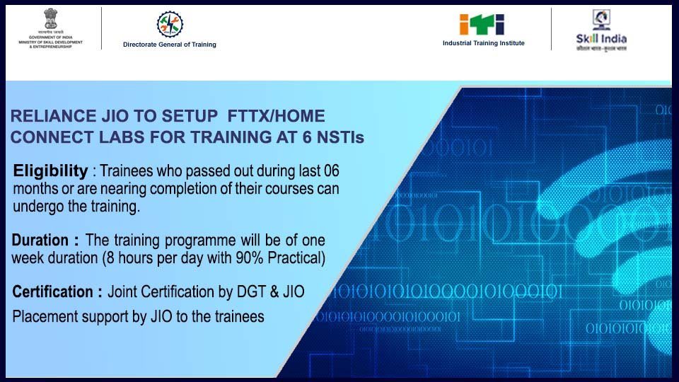 Media Tweets by Directorate General of Training (DGT